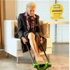 Steve - Stocking on and off for compression stockings