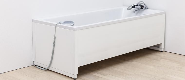 flytbart badekar Hjælpemiddelbasen   Ropox Badekar fra Ropox A/S flytbart badekar
