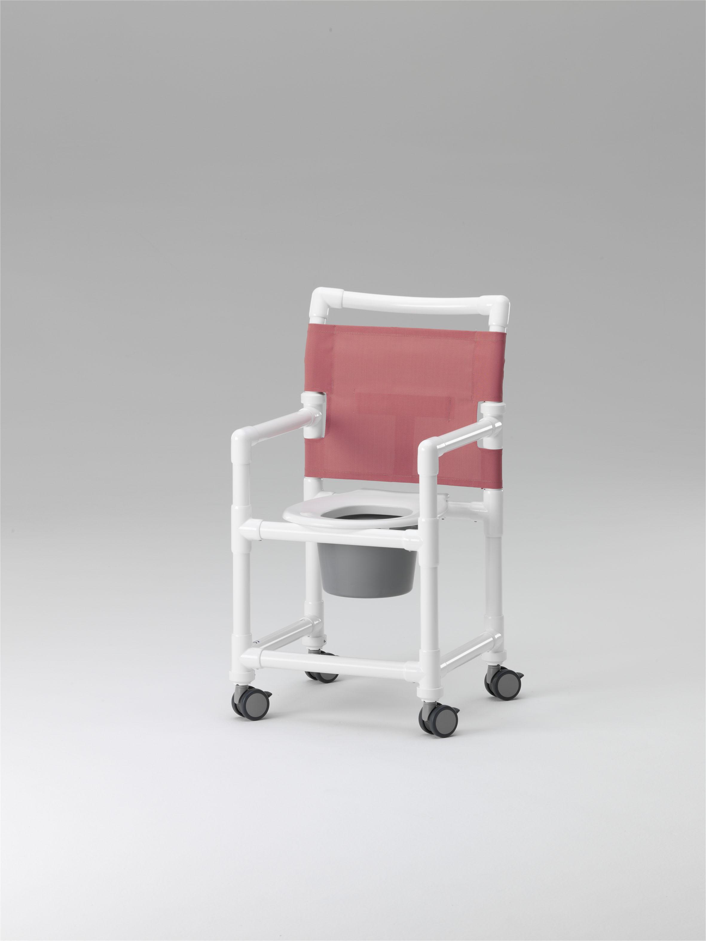 Hjælpemiddelbasen - Bade-/toiletstol, SCC 250 fra Scan-Med.