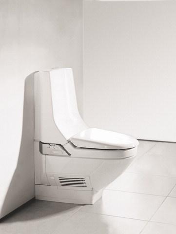 hj lpemiddelbasen aquaclean 8000plus ap vaske t rre toilet synlig cisterne gulvst ende fra. Black Bedroom Furniture Sets. Home Design Ideas