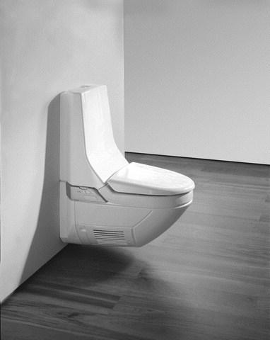 hj lpemiddelbasen geberit aquaclean 8000plus vaske t rre toilet synlig cisterne v gh ngt fra. Black Bedroom Furniture Sets. Home Design Ideas