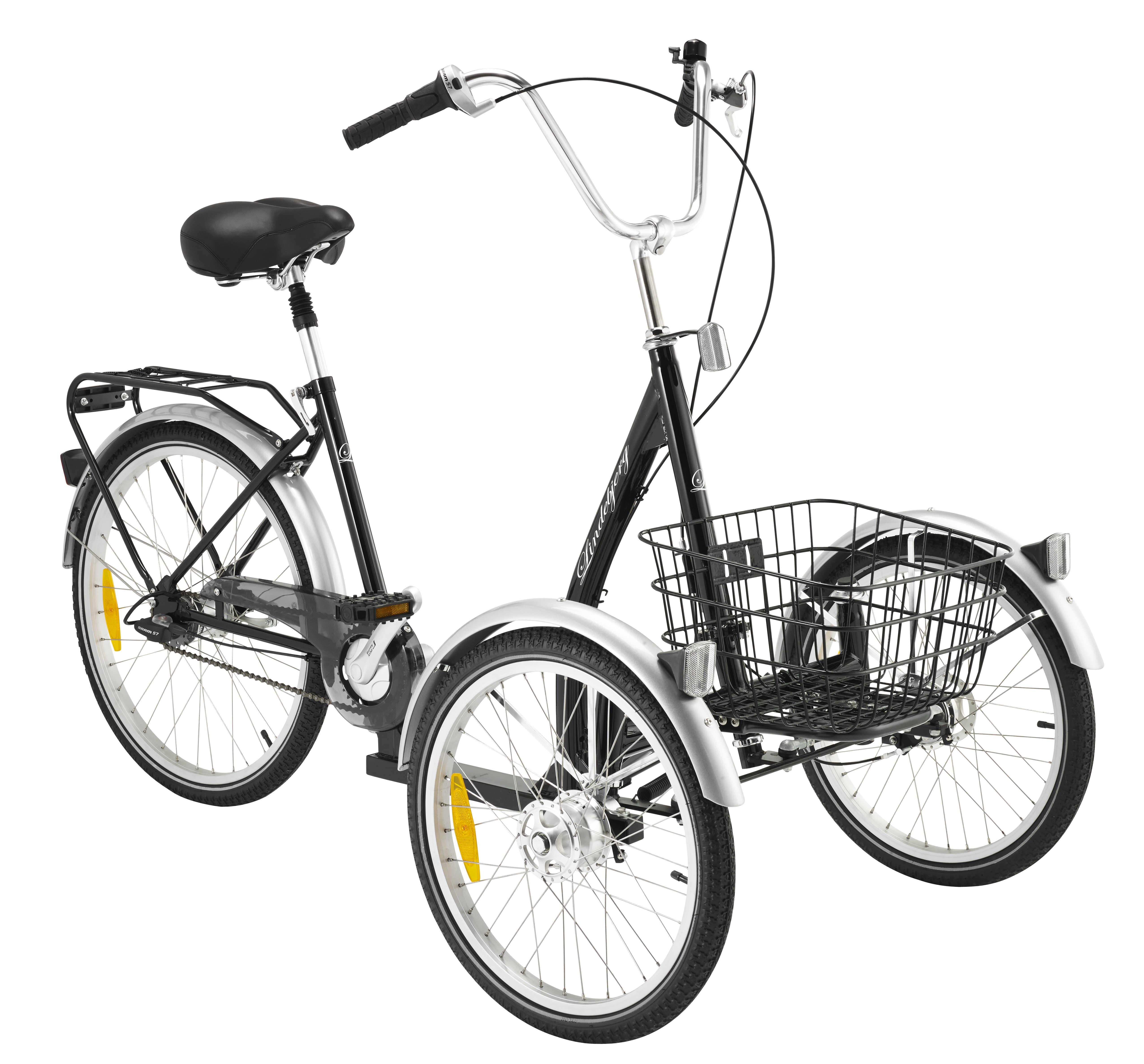 Produkter Trehjulede cykler til voksne