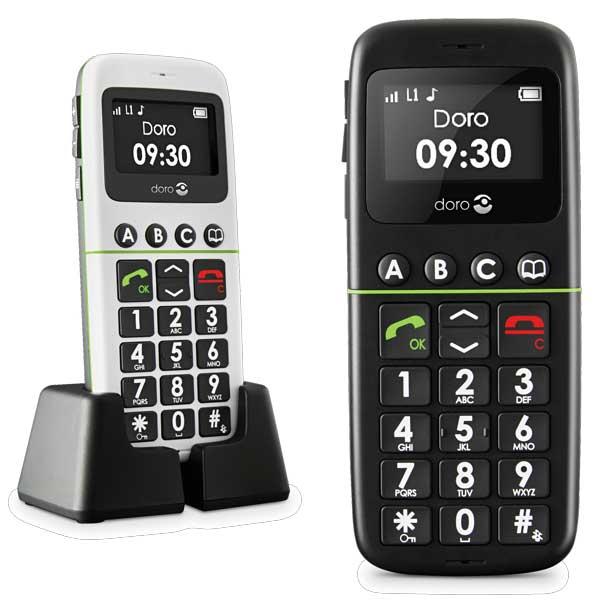 mobiltelefon med tastatur