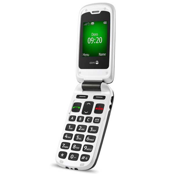 doro mobiltelefoner test