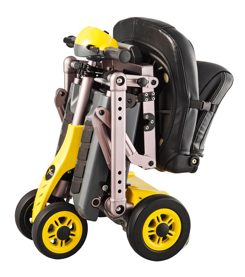 Hjælpemiddelbasen - El scooter fra Pegasus-Mobility A/S