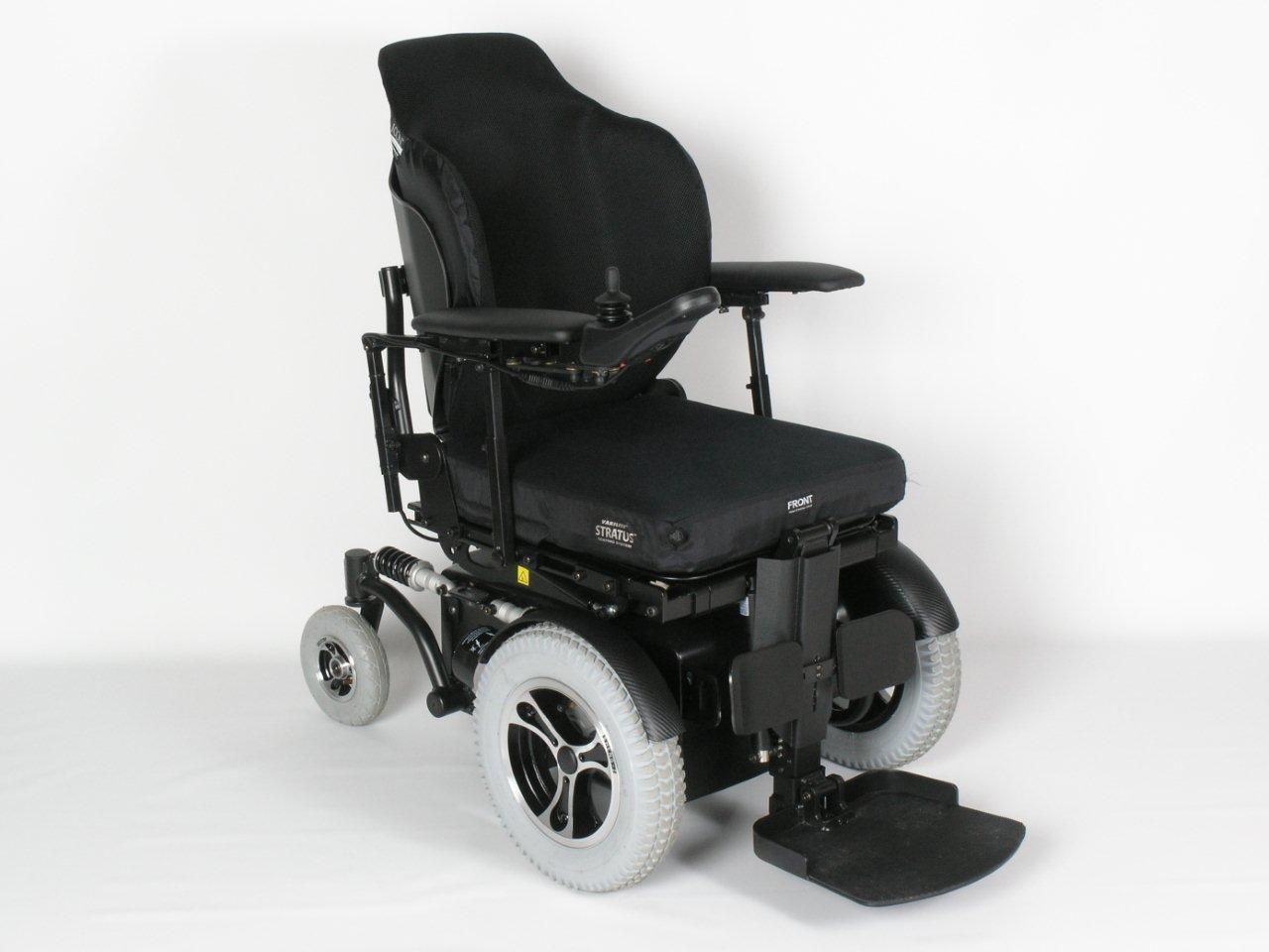 alle de Hjælpemiddelvisitator, ergoterapeuter ikke have at Klaus Emilius må få Unik affjedring og hjulophæng på alle hjul, der giver en ekstrem glidende og affjedret kørsel fordi dette lette min hverdag