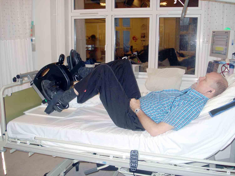 sengecykel til hospitalsseng dialyse