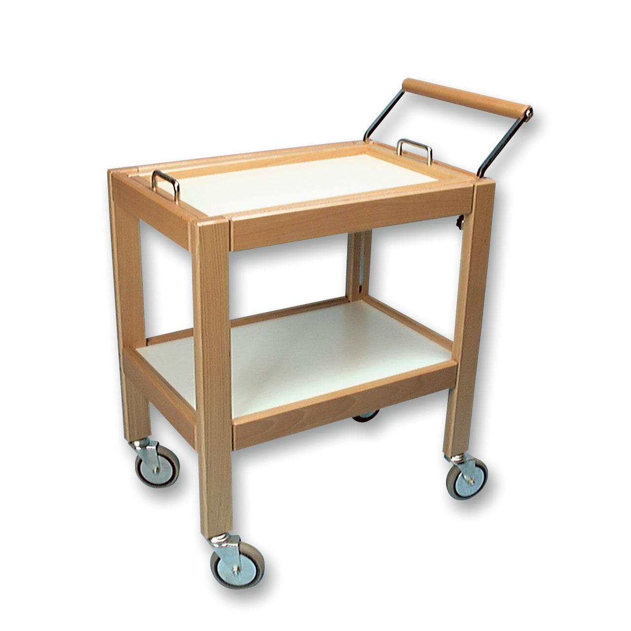 Hj u00e6lpemiddelbasen Bakkebord med hjul fra Seniorland