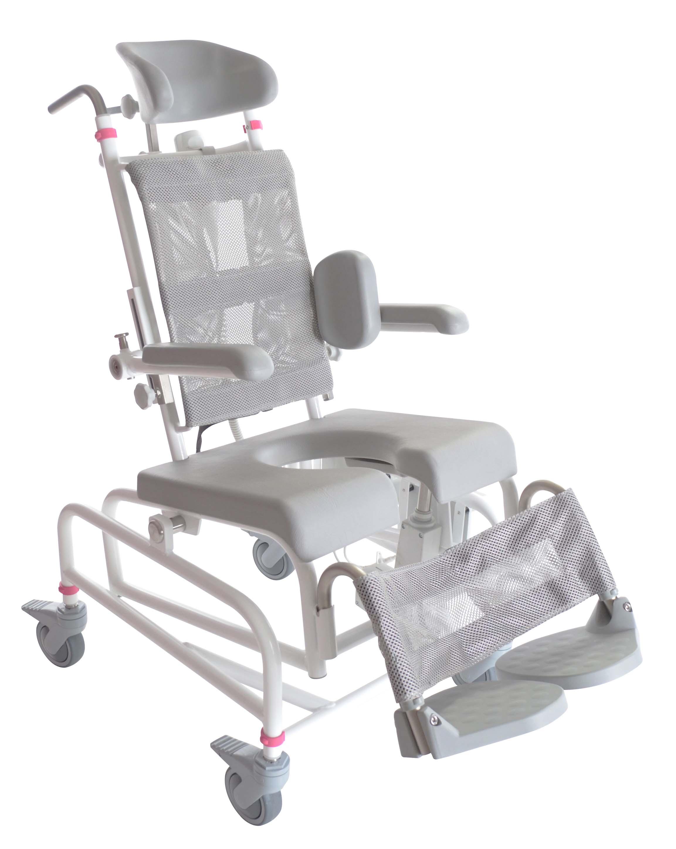 Hjælpemiddelbasen Badetoiletstol M2 mini fra HMN as