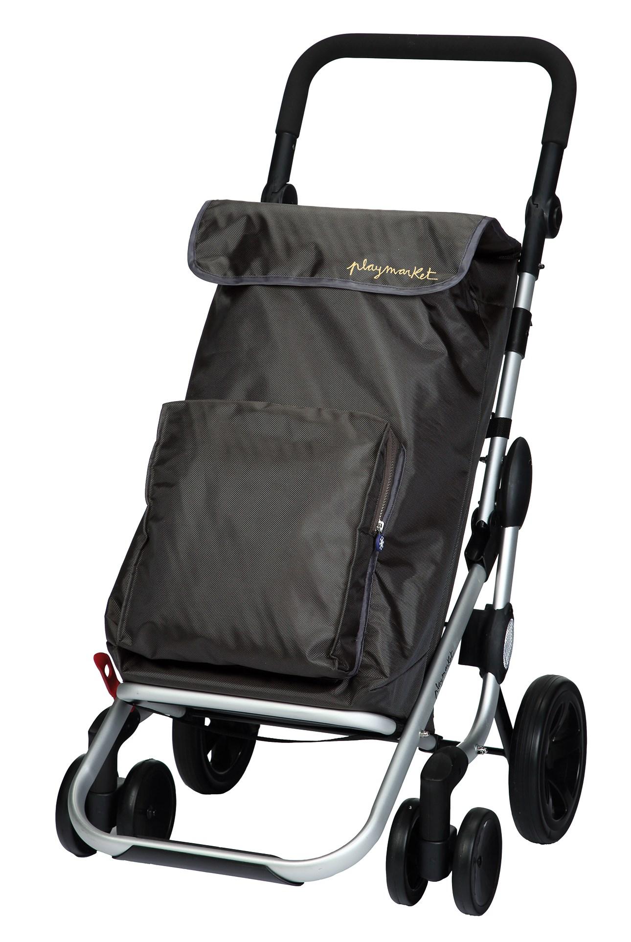 stor taske med hjul