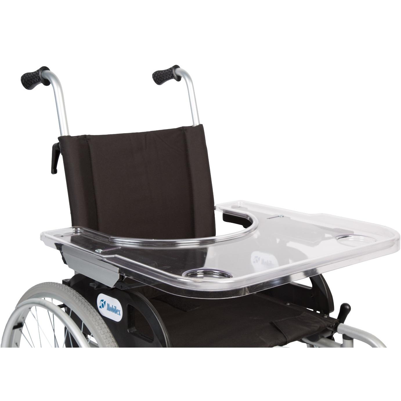 1630f70402d Hjælpemiddelbasen - Universal kørestolsbord fra FNP Hjælpemidler