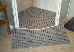 Excellent Shower System, Flise-modul