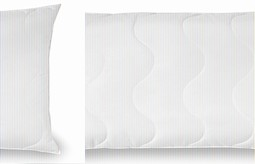 Pillow, flame retardant