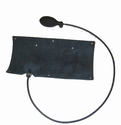 Air-Lumbar support w. handpump
