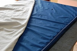 Cover and foam for Carebed