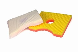 SAFE Med pressure relieving Ear Pillow no. 115