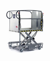 Lifting platform - Stepless - LP11
