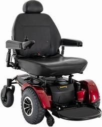 XXL Rehab HD elektrisk kørestol, brugervægt op til 270kg