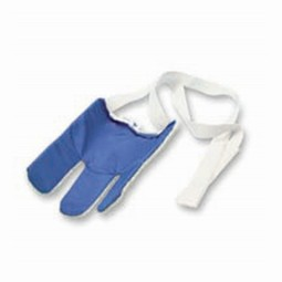Assistive products for applying socks and pantyhoses with terry cloth