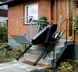 Cibes stairlift