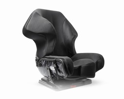 Anatomic seat soft