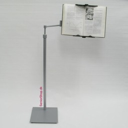 Reading rack Lecco Elegant floor stand