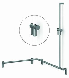 Cavere - Angle Handrail for the shower