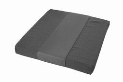 Seat Cushions with bottom-side slip protection