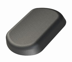 Legpad 207 x 147 mm, Black