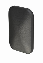 Legpad 199 x 120 mm, Black
