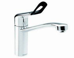 Damixa Clover Easy Faucet - reddot design award 2012 (kitchen)
