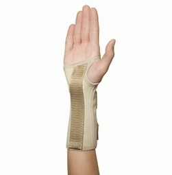Håndledsbandage, Manu 3D