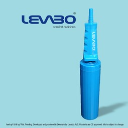 Manual pump for Levabo heel up & all up