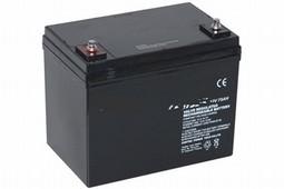 Ergodan AGM batterier