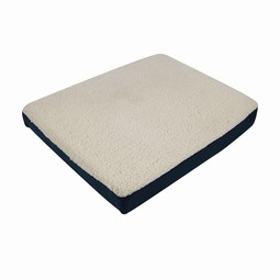 Gel Cushion with Soft Fleece Hoes