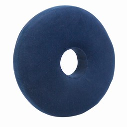Memory Foam Round Cushion with Hoes