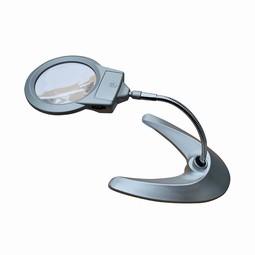 Bordlampe med forstørrelsesglas - Active Living