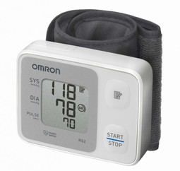 Omron RS2 - blood pressure monitor