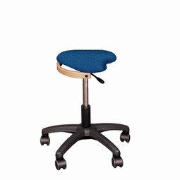 Klarskov-Ergoret Work Chair Comfort, high seat height 52-70 cm