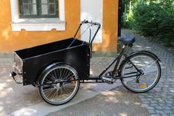 Amladcykler ladcykel til børn, 3-hjulet