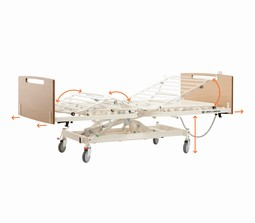 OPUS 1CW series - Care beds
