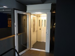 Low Speed Indoor Elevator - AluLet LSCI