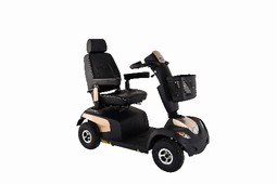 Invacare Comet series (2017)