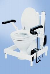 TA Toiletforhøjer m/ el-løft