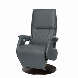 Storm recliner with electronic seat-lift