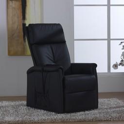 Hjælpemiddelbasen Hvilestole med elektrisk indstilling fra