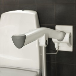Rex Toilet Arm Support 70 cm with supporting leg