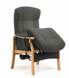 Sorø otium chair with electric seat lift
