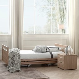 Care bed Olympia Care XLow