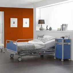 Care bed Olympia Bariatric